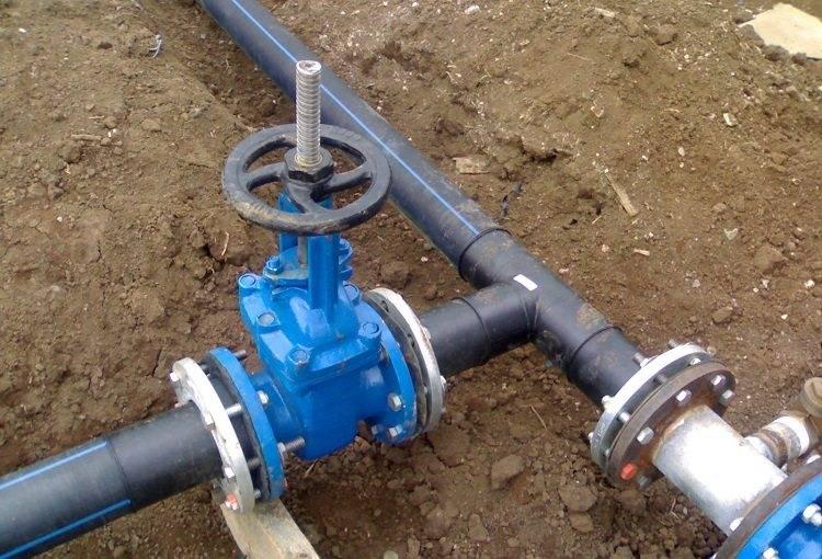 Что такое трубы пнд - размеры, диаметры для водопровода, канализации