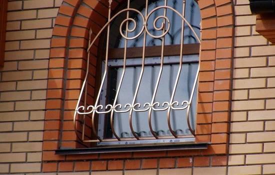 Как сварить решетку на окно своими руками - о металле