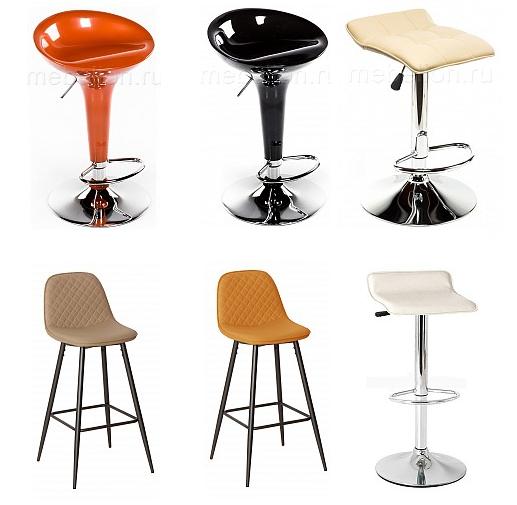 Высота, ширина и другие размеры стульев