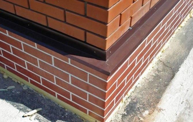 Как сделать отливы для крыши: установка отливов на крышу своими руками