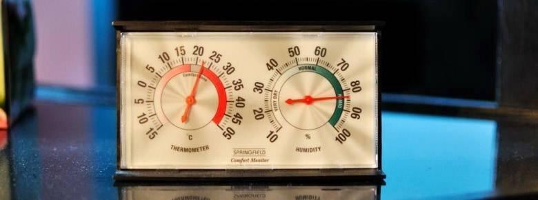 Высокая влажность воздуха: как от нее избавиться