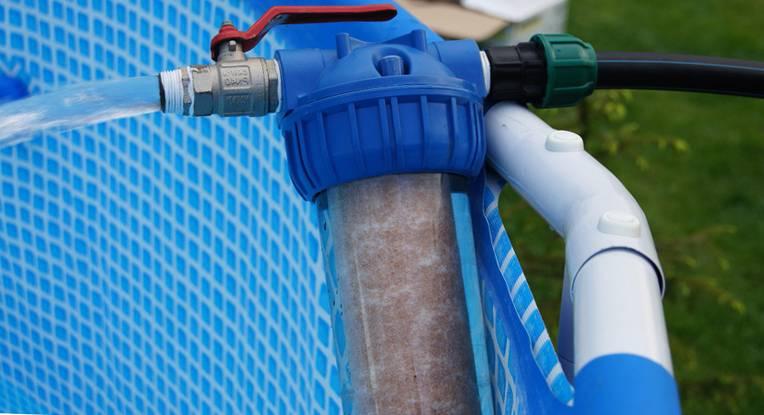 Как произвести очистку самогона фильтром для воды?