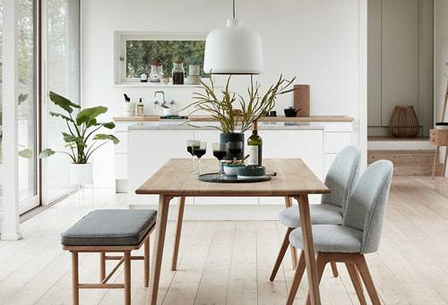 Скандинавский стиль в интерьере - фото лучших дизайнерских идей дизайна