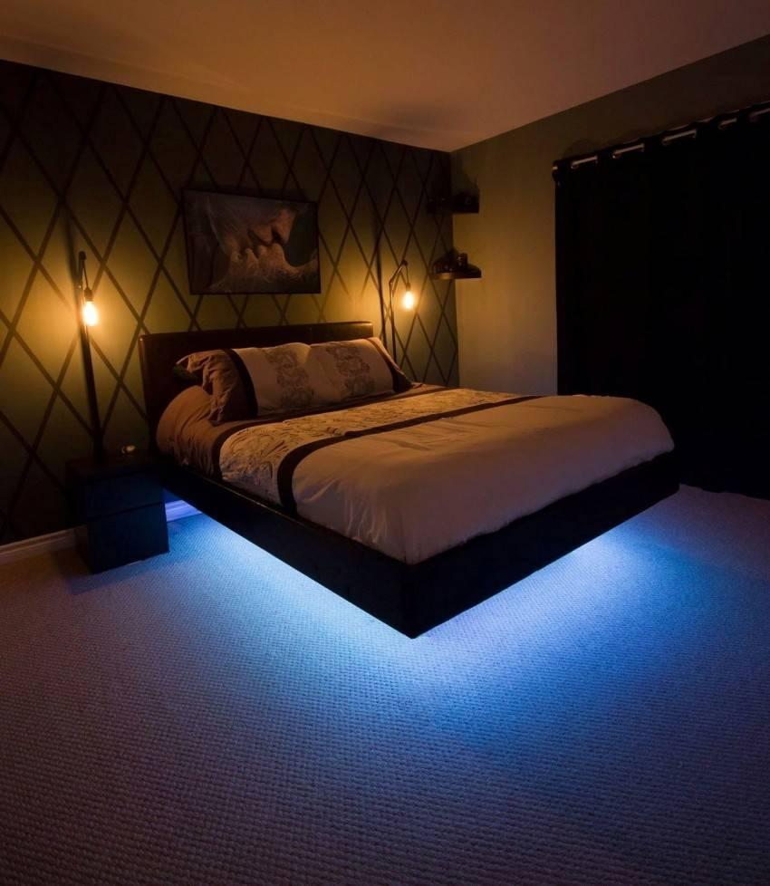 Кровать из металла: лучшие современные решения и оптимальные модели (135 фото)