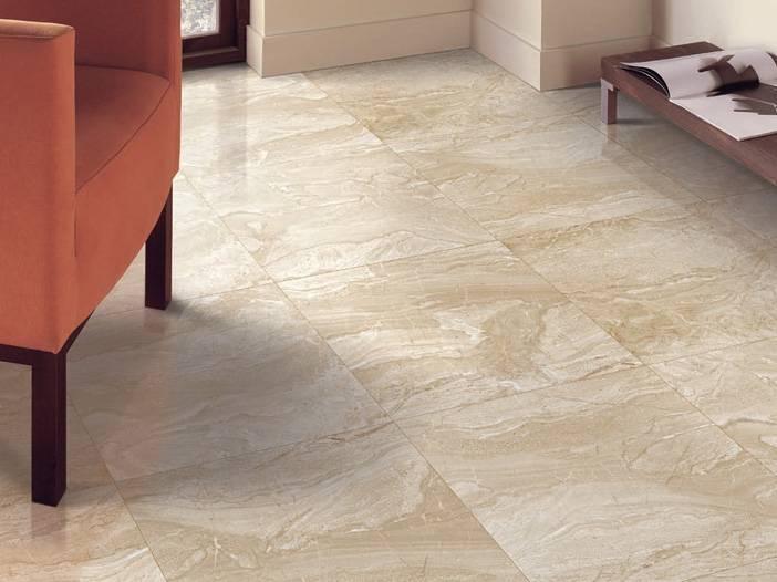 Толщина напольной плитки: размер керамического покрытия с клеем на полу