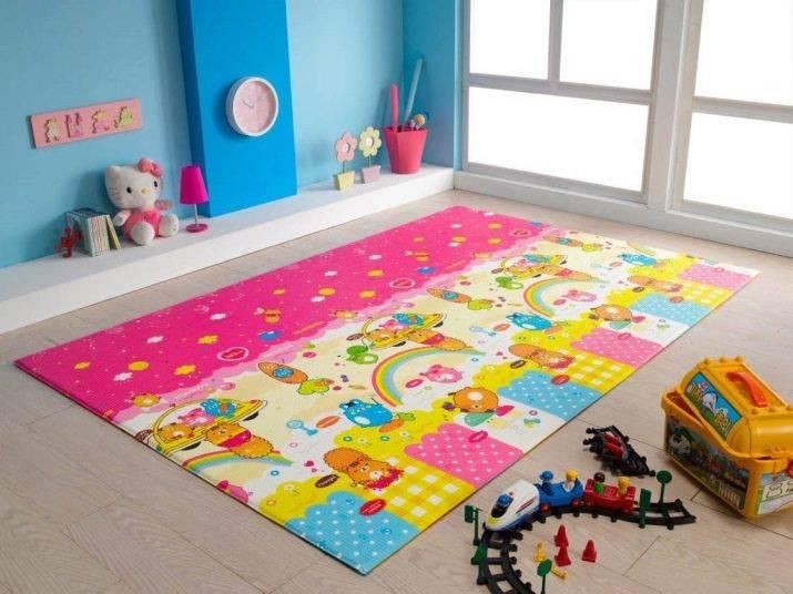[#95 идельных решений 2019] ковёр в детскую комнату для мальчика