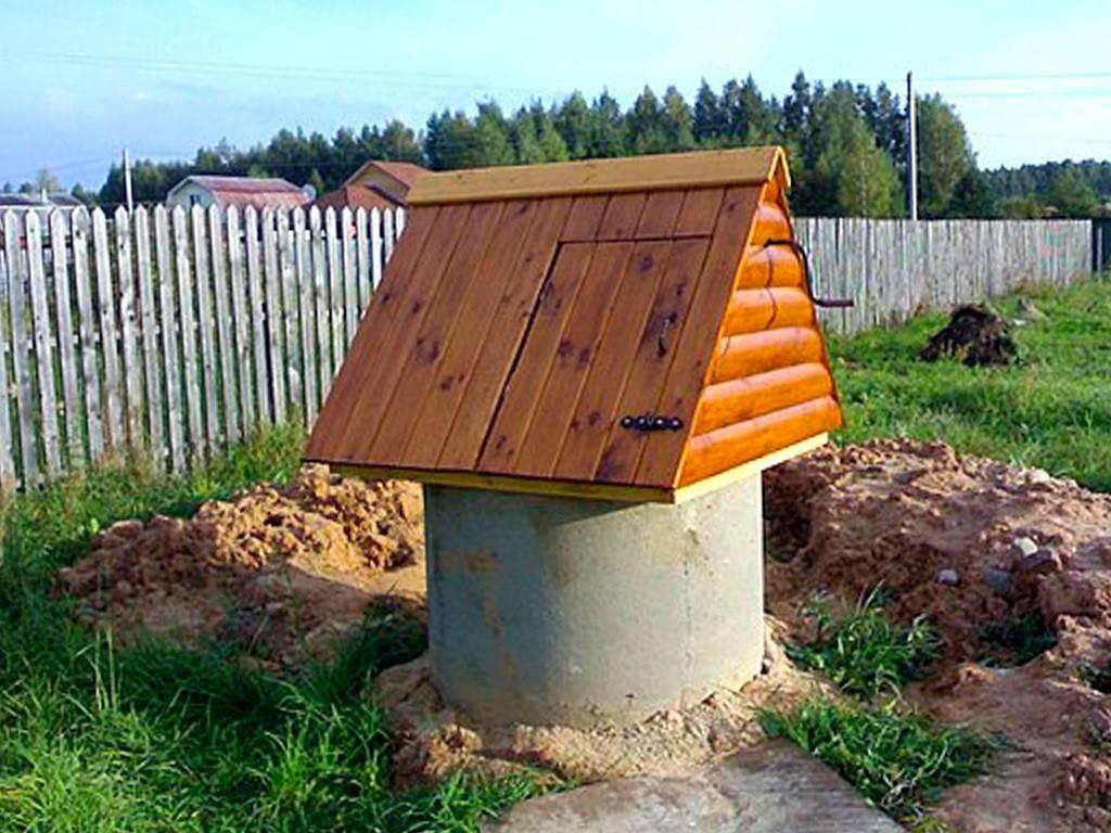 Монтаж колодца из бетонных колец своими руками: инструкция