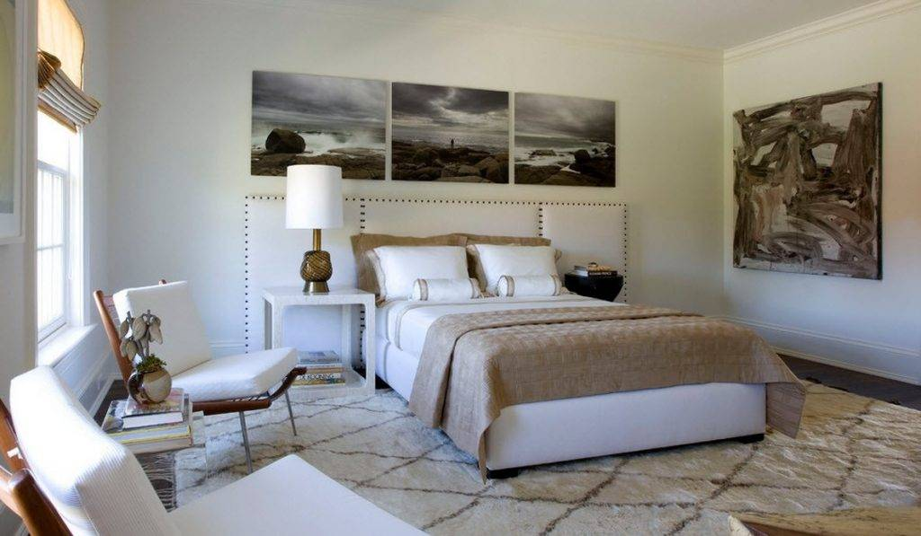 Как подобрать картины для спальни: правила дизайна, советы фэн-шуй