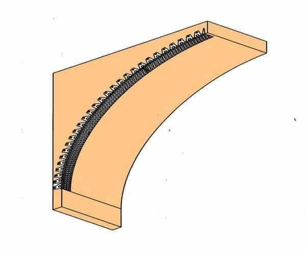 Как и чем отделать арку – уместные идеи для элемента, их грамотная реализация