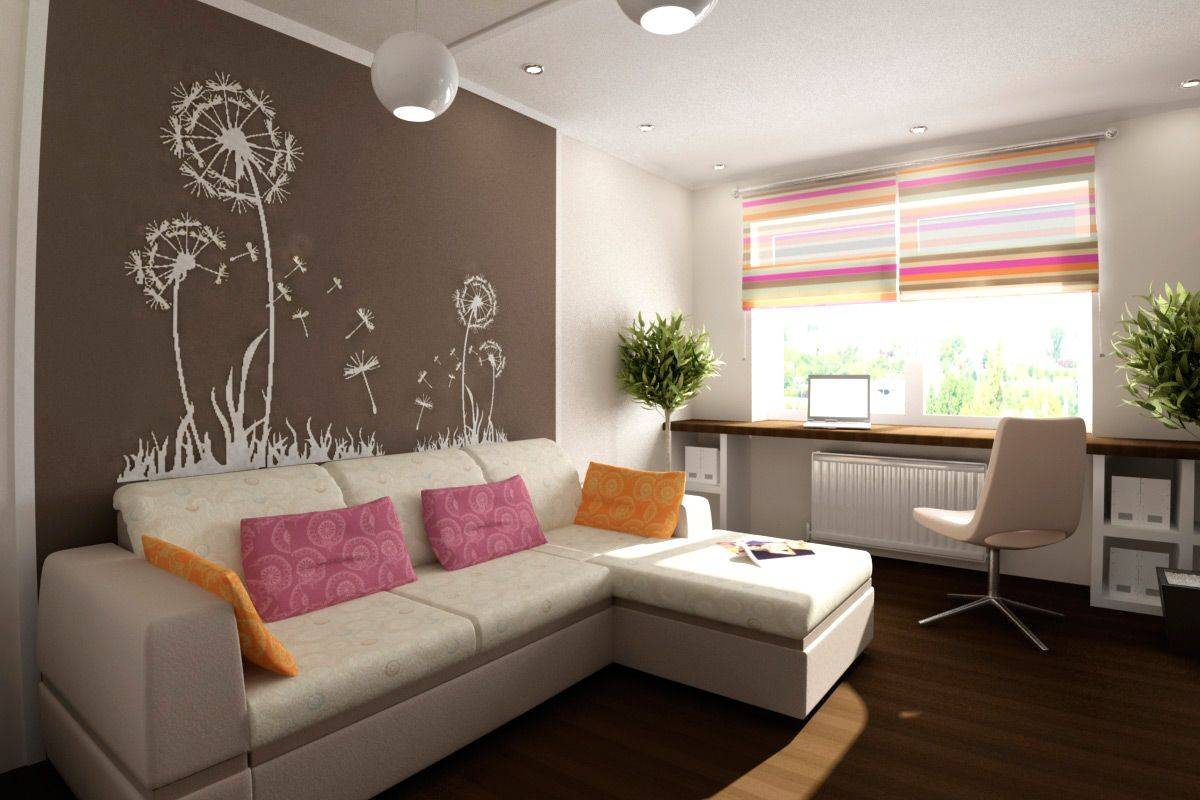 Модный дизайн маленьких квартир 2020-2021: супер идеи с фото - модный журнал