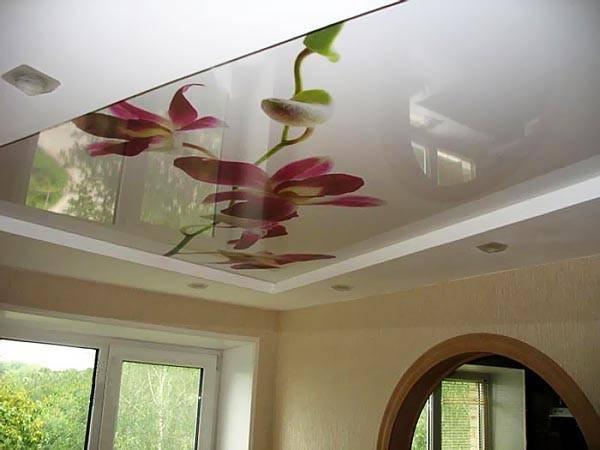 Бесшовные тканевые натяжные потолки clipso (франция)