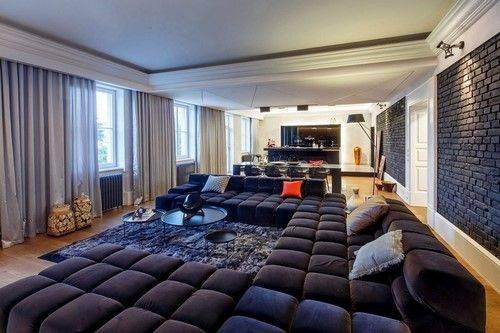 Интерьер комнаты 14 кв м: идеи обустройства небольшого помещения