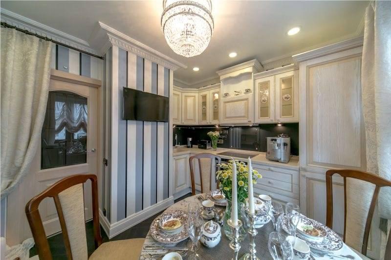 Кухня в английском стиле – от отделки до декора