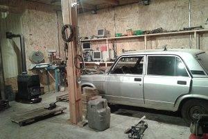 Отопление в гараже: выбираем самый экономный способ