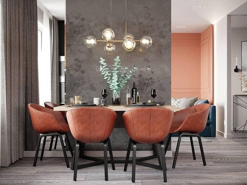 Кухня-гостиная 30 кв. м: дизайн, фото, интерьер и планировка проекта, совмещение и зонирование, квартира в современном стиле