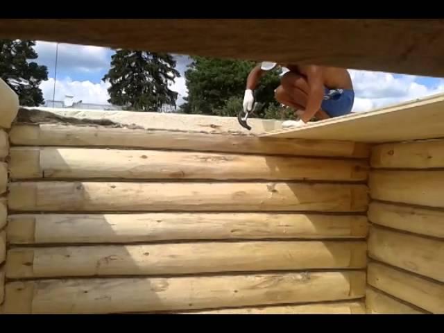 Пароизоляция и утепление потолка бани - как утеплить правильно и дешево