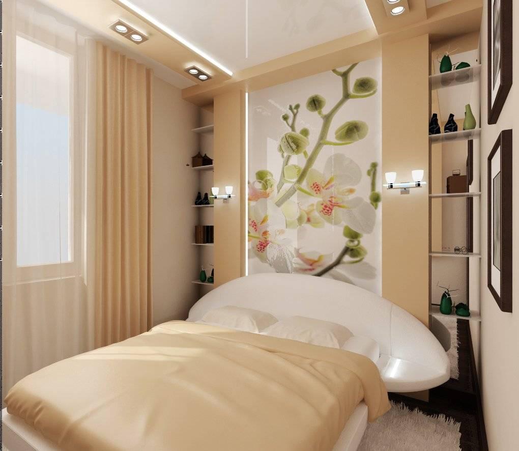 Дизайн спальни в квартире: разновидности дизайнерских решений