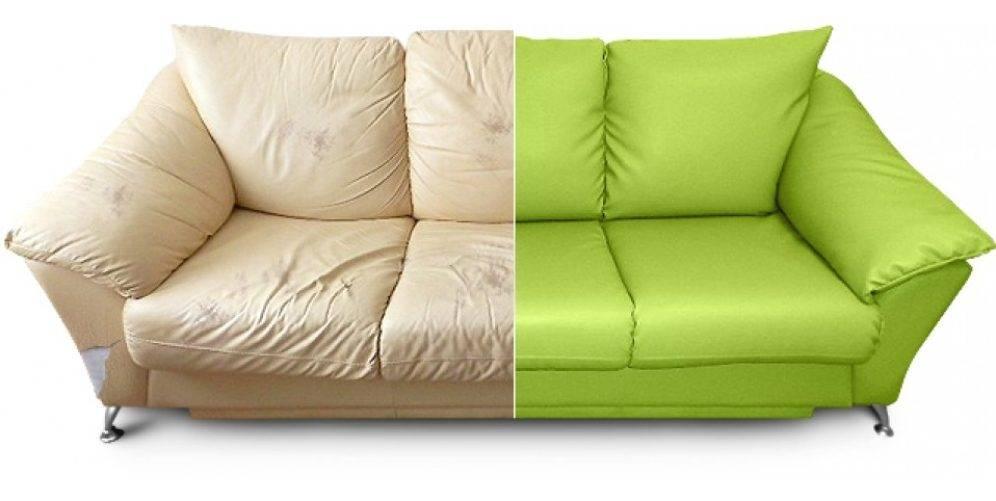 Обзор способов и средств для чистки обивки дивана в домашних условиях