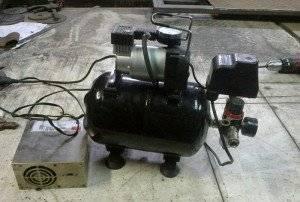 Порошковая покраска своими руками: изготовление оборудования (пистолет, камера) в домашних условиях - фото, видео