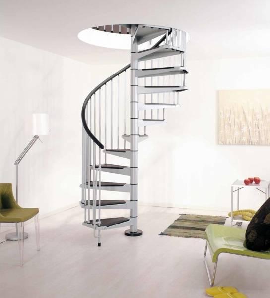 Перила для лестниц - 85 фото лучших моделей и советы по их применению в интерьере