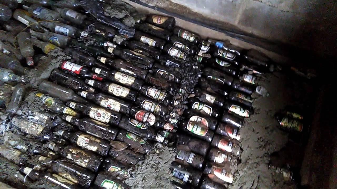 Пол из пластиковых бутылок, из стеклянной тары: секреты способа
