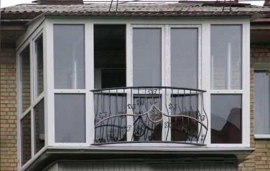 Как правильно сделать французский балкон, фото примеры