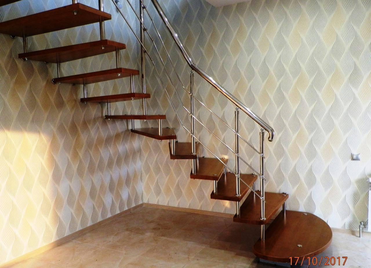 Все виды лестниц на второй этаж в частном доме
