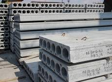 Размеры многопустотных плит перекрытий пк, пб и облегченных