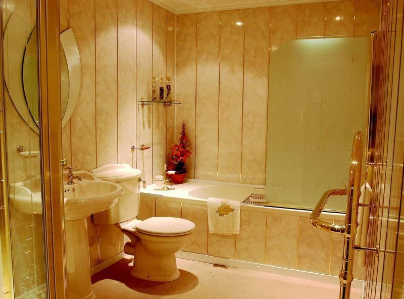 Бюджетный ремонт ванной комнаты - как его сделать