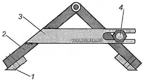 Приспособление для заточки ножей своими руками — инструкция!