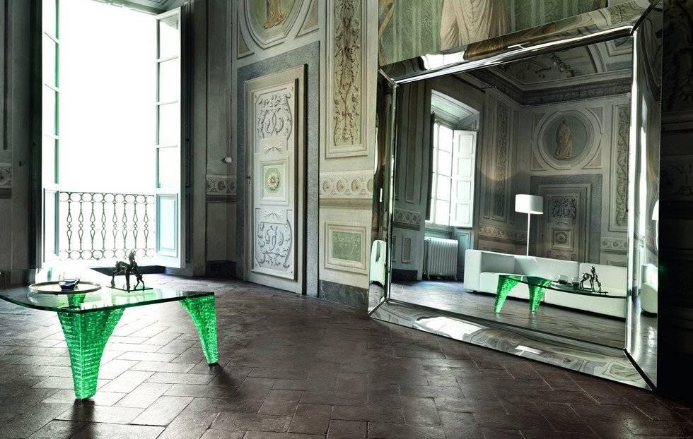 Зеркало в интерьере: 150 фото красивых и оригинальных дизайнерских современных проектов