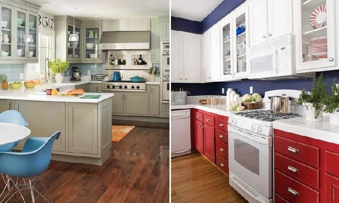 Цветовые решения для кухни: как выбрать для маленькой, какое лучше сочетание в гарнитуре, какой подходит на северной стороне