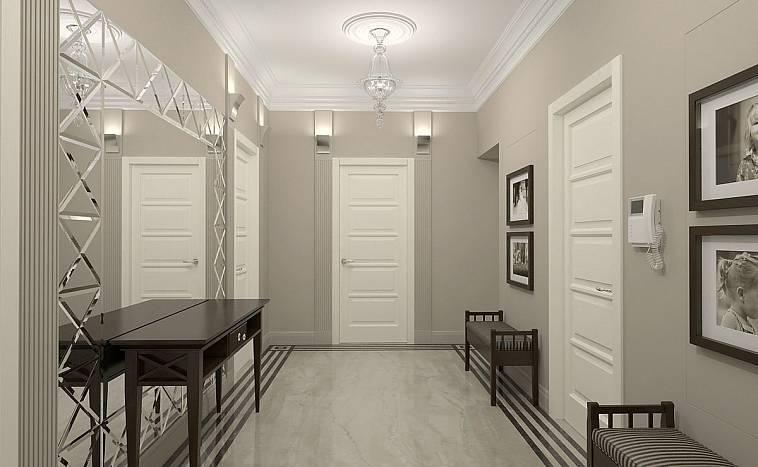 Белые двери в интерьере квартиры: реальные фото примеров использования
