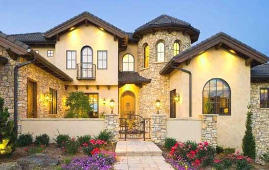 Какие Cтили фасада частных и загородных домов выбрать? Отделка и декор