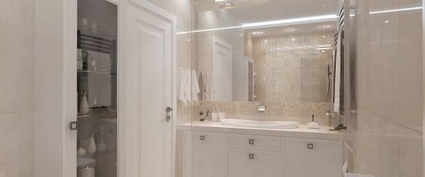 Виды перегородок для ванной. Применяемые материалы и рекомендации по выбору