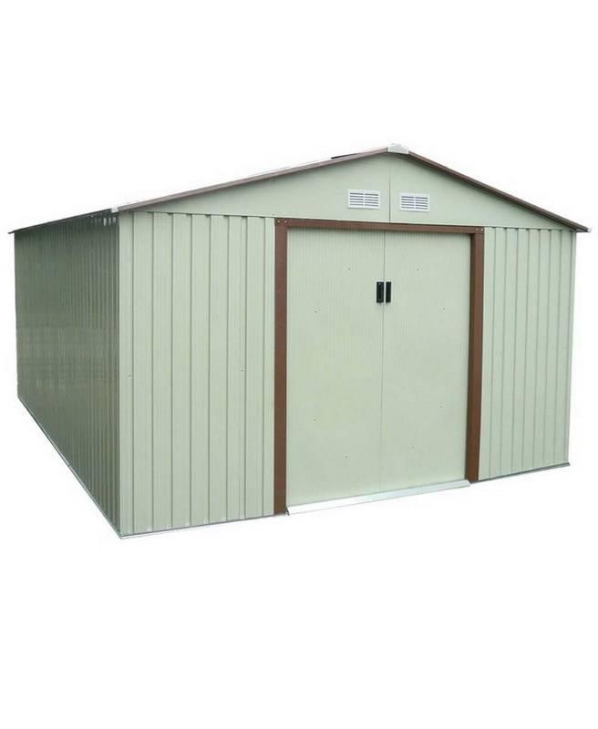 Все о металлическом гараже: вес, размер, отделка изнутри, чертежи и фото