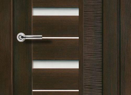 Межкомнатные царговые двери: особенности, материалы, уход