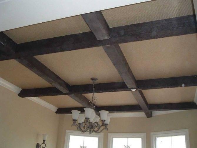 Фальш балка: декоративные балки на потолок своими руками, имитация потолочных балок из дерева, фальшбрус, фальшбалки для потолка