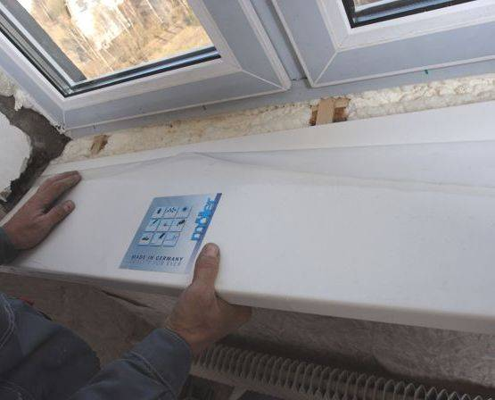 Установка подоконника пвх своими руками - строительный портал - медиаплатформа миртесен