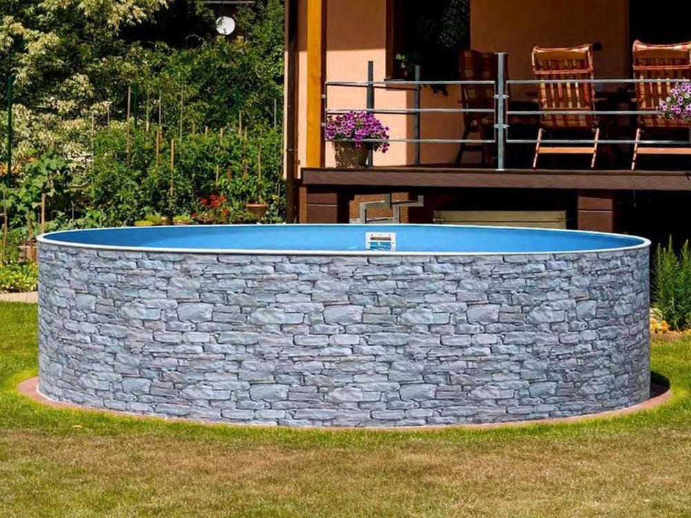 Бассейн каркасный круглый: фото, цены, отзывы, какой лучше выбрать для дачи - квадратный или ккб, как собирать и обслуживать?