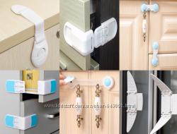 Защита от детей на ящики и шкафы - как выбрать и установить