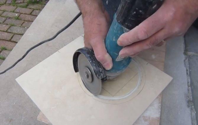 Как отрезать плитку без сколов - всё о керамической плитке