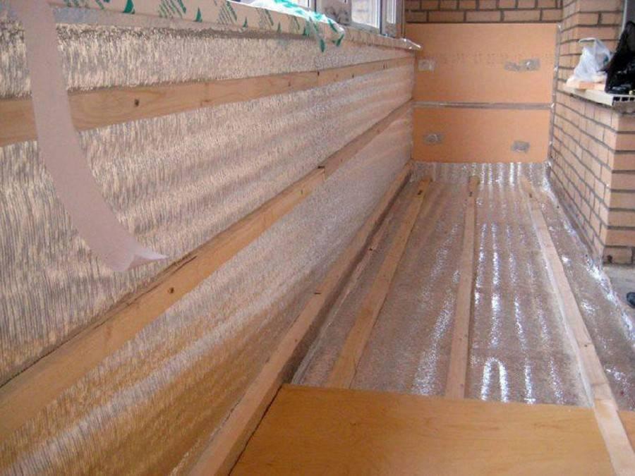 Отделка балкона своими руками - фото этапов правильной отделки!