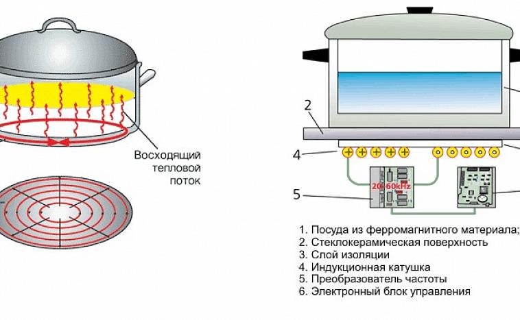Варочная панель: электрическая или индукционная?