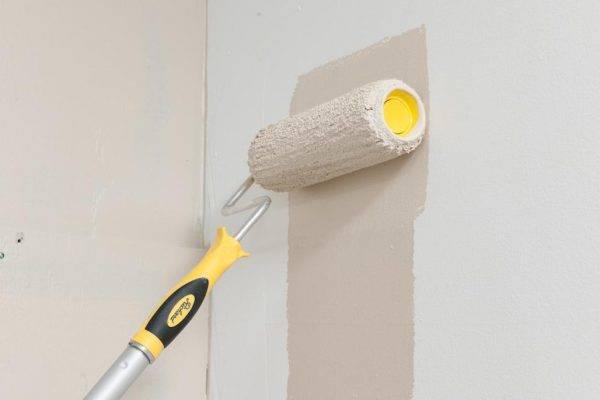 Перламутровая краска для стен акриловая белая с песком