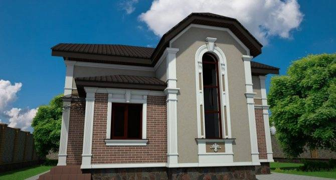 Комбинированные дома: варианты комбинирования и особенности строительства