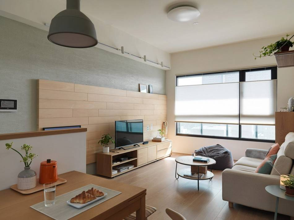 Дизайн квартиры 45 кв. м. фото современных квартир