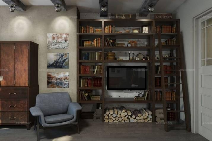 Все о мебели в стиле лофт