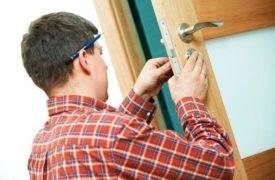 Установка входной металлической двери в квартиру своими руками