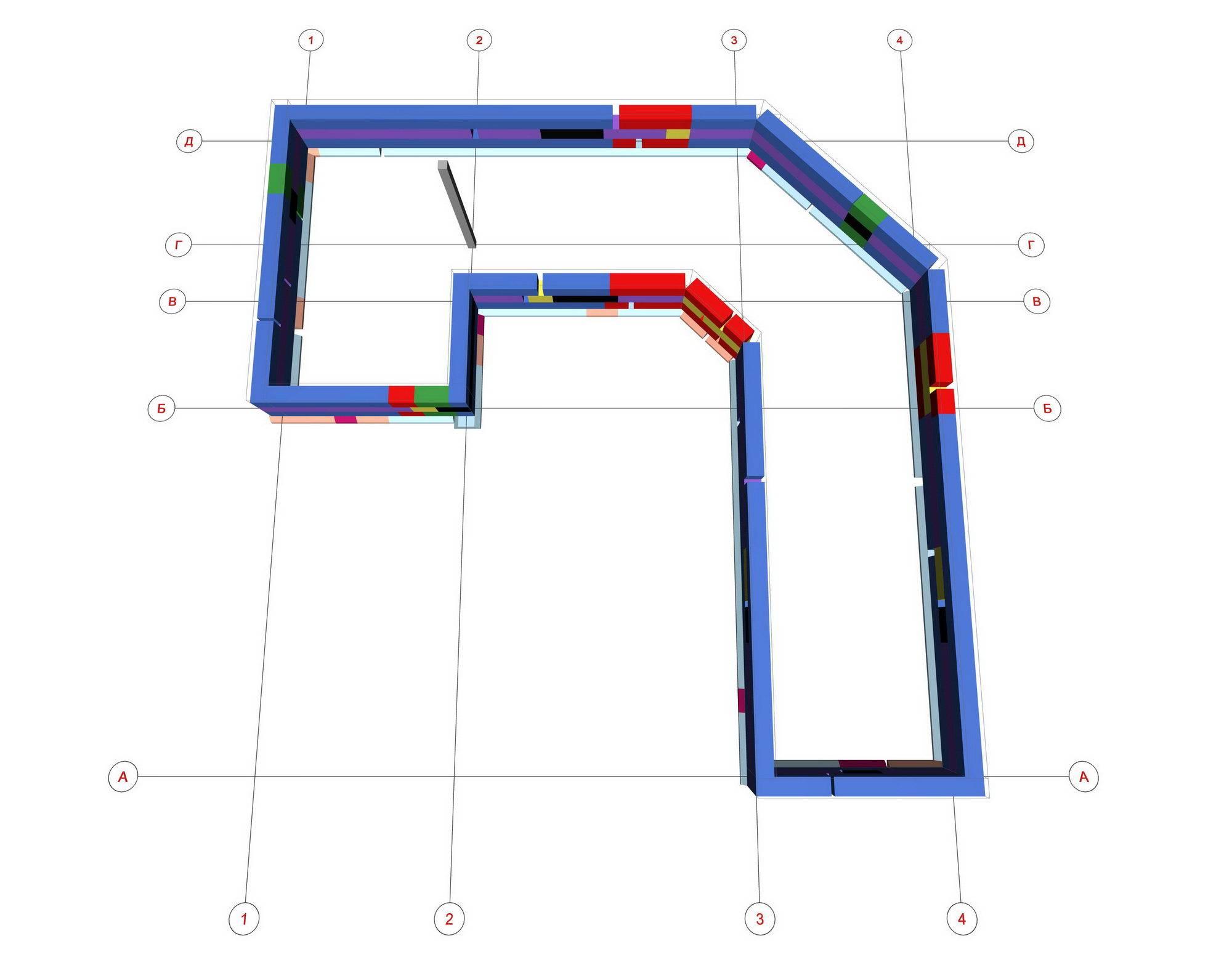 Сборно-ленточный фундамент: советы и инструкция по строительству своими руками
